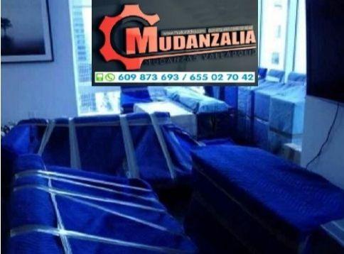 Empresas de mudanzas cerca de Simancas Valladolid