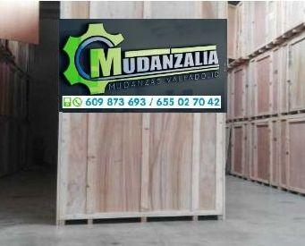 Empresas de mudanzas cerca de Velliza Valladolid