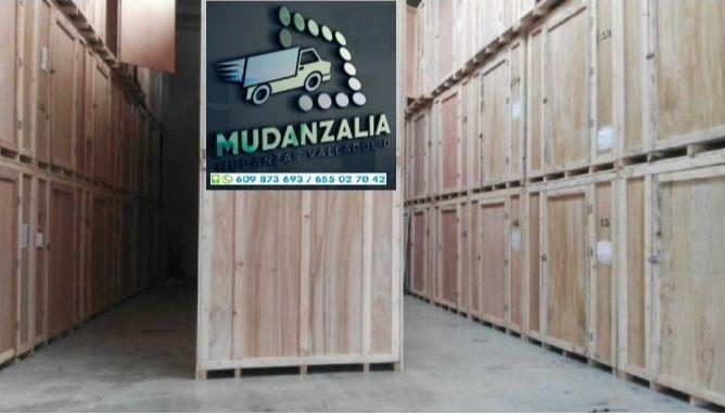 Empresas de mudanzas cerca de Villabrágima Valladolid