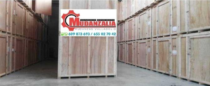Empresas de mudanzas cerca de Villafuerte Valladolid