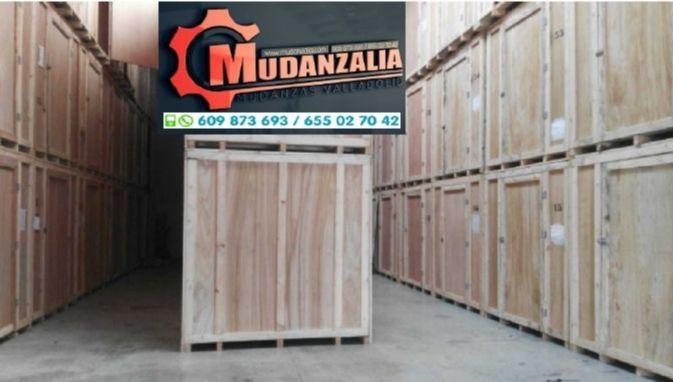 Empresas de mudanzas cerca de Villavaquerín Valladolid
