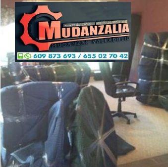 Mudanzas Guardamuebles Transportes Cabezón de Pisuerga Valladolid