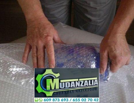 Mudanzas Guardamuebles Transportes Mayorga Valladolid