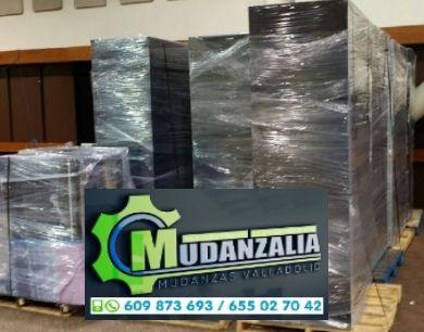 Mudanzas Guardamuebles Transportes Medina de Rioseco Valladolid