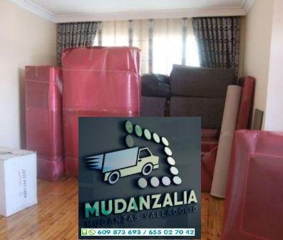 Mudanzas Guardamuebles Transportes Portillo Valladolid