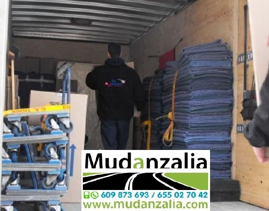 Mudanzas Valladolid precios