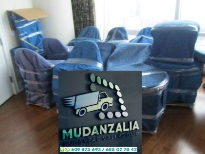Mudanzas Villanubla Valladolid