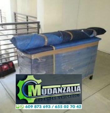 Retirada muebles Valladolid