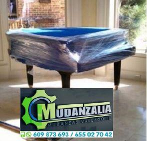 Transporte de muebles Valladolid