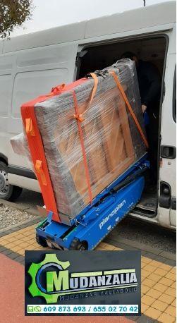 Transporte de pianos Valladolid