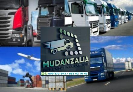 Empresa transportes en Canillas de Esgueva Valladolid Castilla y León