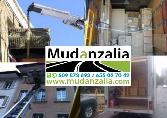 Transportes mudanzas Valladolid