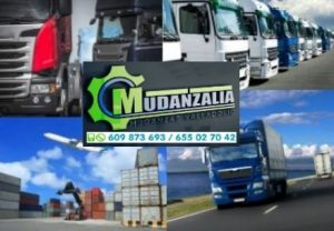 empresa transporte Valladolid