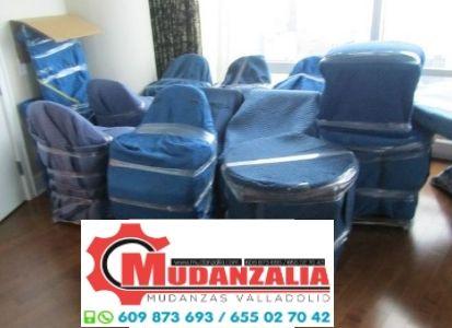 mudanzas personas Valladolid
