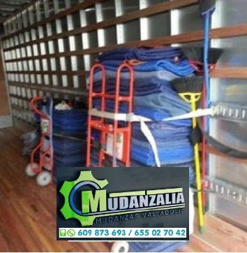 servicio de mudanza Valladolid